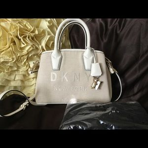 DKNY Hutton Medium Satchel